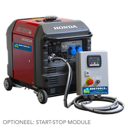 Honda EU30IS inverter benzine generator (6)