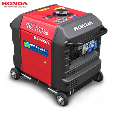 Honda EU30IS inverter benzine generator (1)