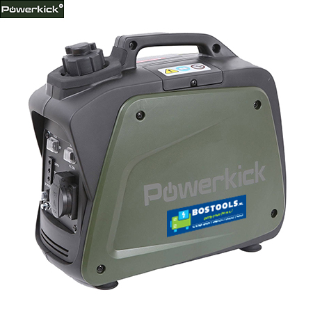 Powerkick 800 outdoor inverter benzine aggregaat (1)