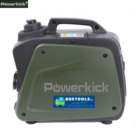 Powerkick 800 outdoor inverter benzine aggregaat (3)