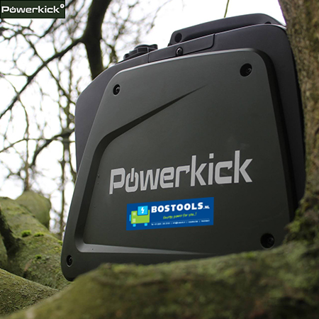 Powerkick 800 outdoor inverter benzine aggregaat (4)