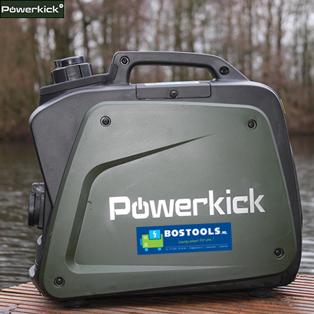 Powerkick 800 outdoor inverter benzine aggregaat (6)