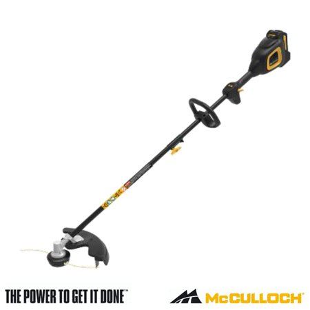 McCulloch Accu Trimmer (1)