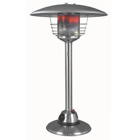 Eurom Table Loungeheater RVS (1)
