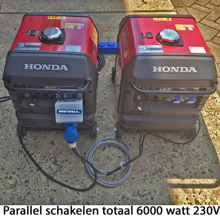 Honda EU30IS inverter benzine generator (5)