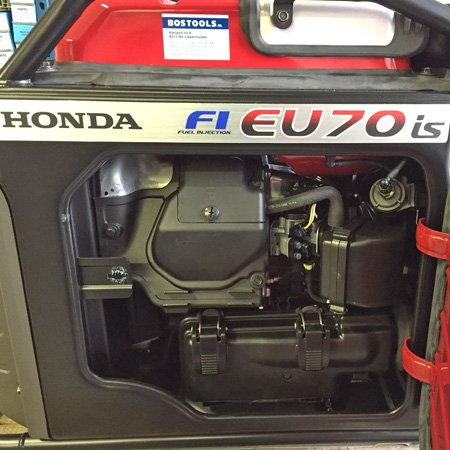 Honda EU70is inverter benzine generator (3)